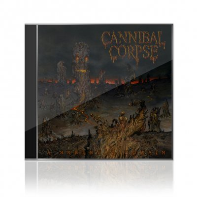 cannibal-corpse - A Skeletal Domain | CD