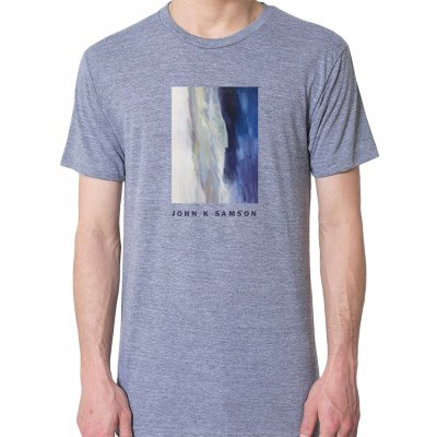 John K. Samson - Winter Wheat Cover | T-Shirt