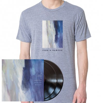 john-k-samson - Winter Wheat | 2x180g Vinyl Bundle