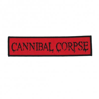 cannibal-corpse - Logo | Patch