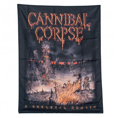 Cannibal Corpse - Skeletal Domain | Flag