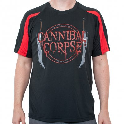 Cannibal Corpse - Euro Soccer 2016 | Jersey