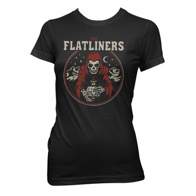 The Flatliners - Reaper Mountain | Girl Fitted T-Shirt