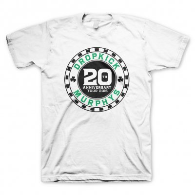 shop - 20th Chip White | T-Shirt
