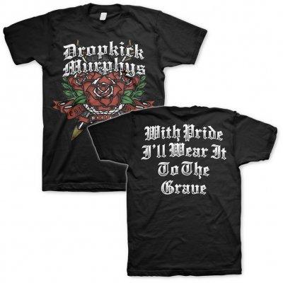 dropkick-murphys - Rose Tattoo | T-Shirt
