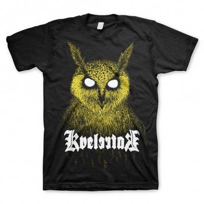 kvelertak - Barlett Owl Yellow | T-Shirt