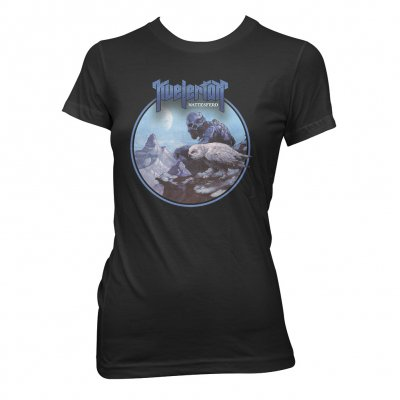 Kvelertak - Nattesferd Album | Fitted Girl T-Shirt