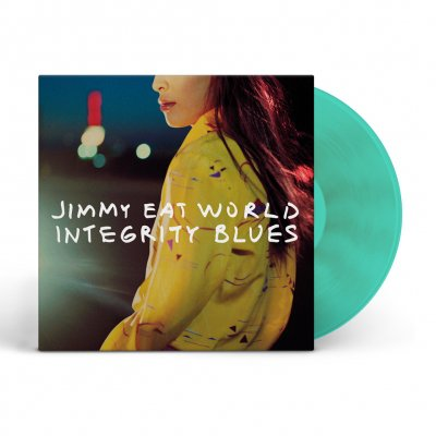 Jimmy Eat World - Integrity Blues | Turquoise Vinyl