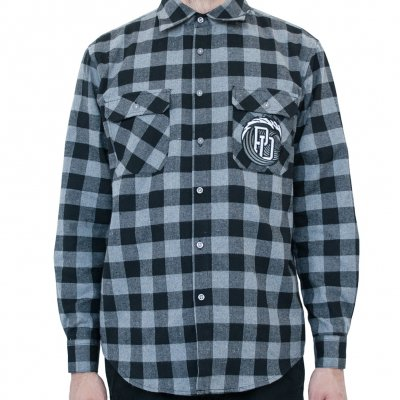 Parkway Drive - Wave | Flannel Shirt