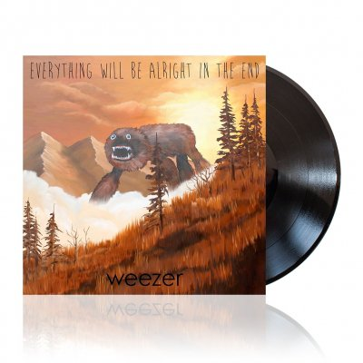 weezer - Everything Will Be Alright In The End | Vinyl