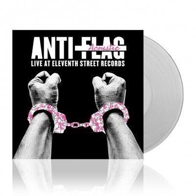 anti-flag - Live Acoustic | Clear Vinyl