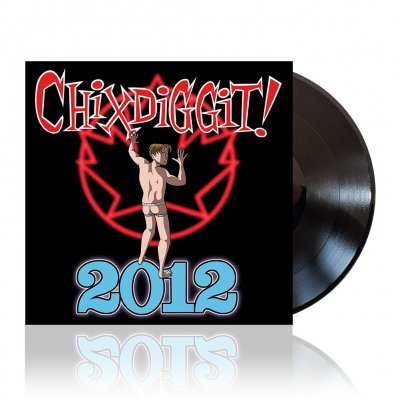 fat-wreck-chords - 2012 | Black Vinyl