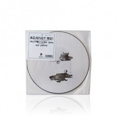 Against Me! - Unconditional Love | Picture Disc 7 Inch