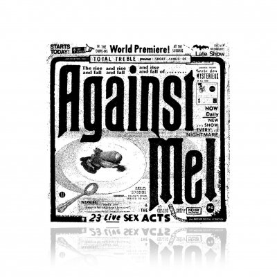 Against Me! - 23 Live Sex Acts | 2xCD