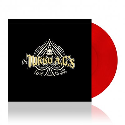 the-turbo-acs - Live To Win | Translucent Red Vinyl