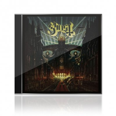ghost - Meliora | Deluxe CD