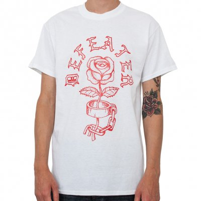 defeater - Rose Shackle Red | T-Shirt