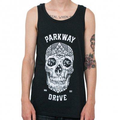 Skull |Tank Top