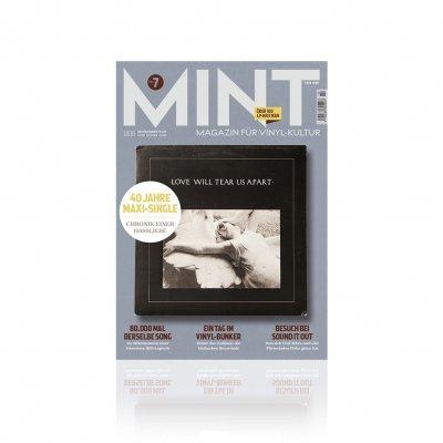 Mint - Das Magazin Für Vinylkultur | Ausgabe 7