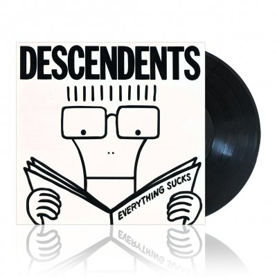 Descendents - Everything Sucks | Black Vinyl