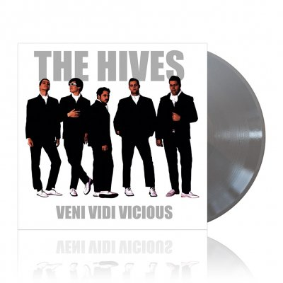 The Hives - Veni Vidi Vicious | Silver Vinyl