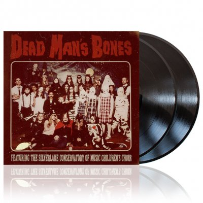 epitaph-records - Dead Man's Bones |2xBlack Vinyl