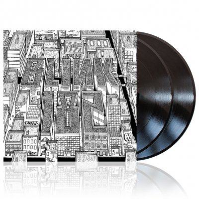 Blink 182 - Neighborhoods | 2xBlack Vinyl