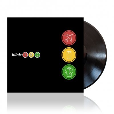 blink-182 - Take Off Your Pants And Jacket | Black Vinyl