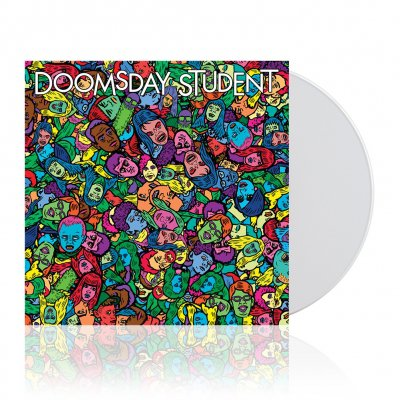 Doomsday Student - A Self Help Tragedy | White Vinyl