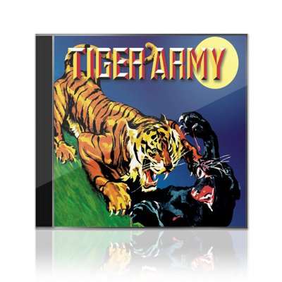Tiger Army - S/T | CD