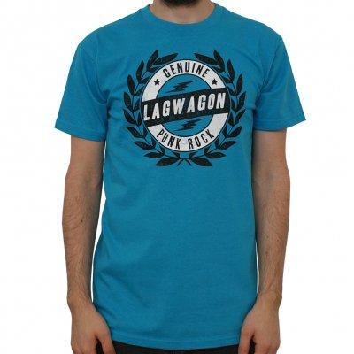 lagwagon - Crest | T-Shirt