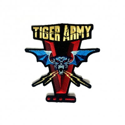 Tiger Army - V | Patch
