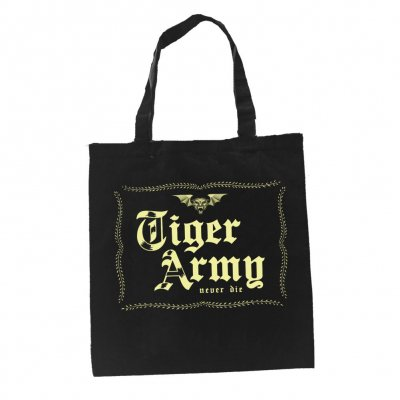 Tiger Army - Engraving | Tote Bag