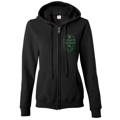 shop - State Crest Kelly | Girl Zip-Hood
