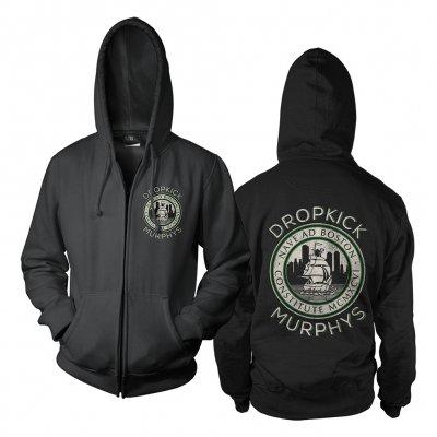 dropkick-murphys - Nave Ad Boston | Zip-Hood