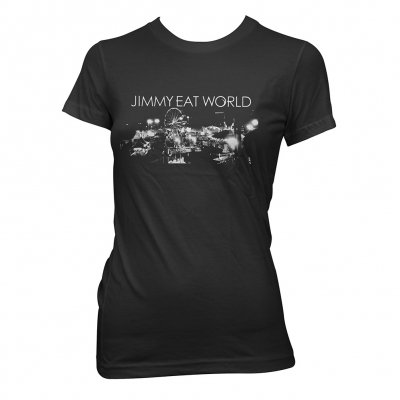 jimmy-eat-world - Fair | Girl Fitted T-Shirt