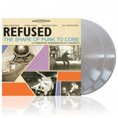 Refused - The Shape Of Punk... | 2xSilver Vinyl