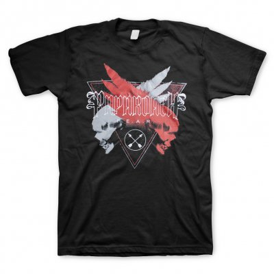 papa-roach - Winged Skull June 15 | T-Shirt