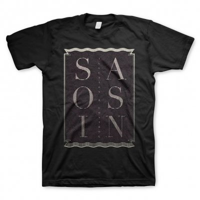 saosin - Stacked | T-Shirt