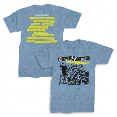 dropkick-murphys - Short Stories Album Blue | T-Shirt