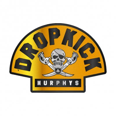 Dropkick Murphys - Boston Hockey Roger | Enamel Pin