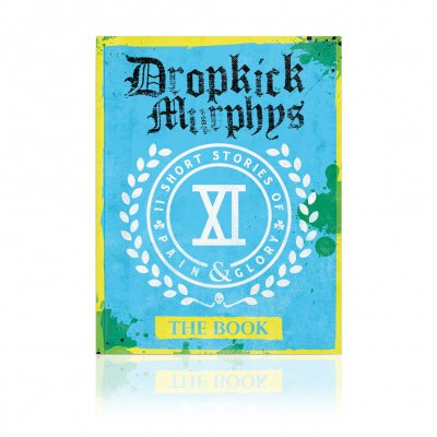 dropkick-murphys - 11 Short Stories Of Pain And Glory | Deluxe CD