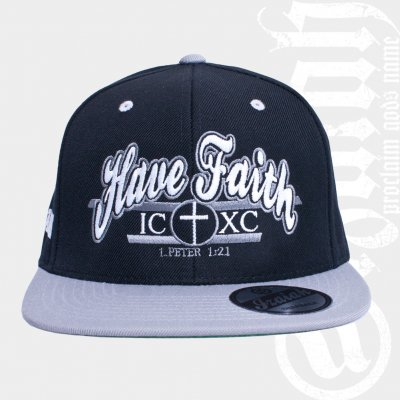 izaiah - Have Faith | Yupoong Snap Back Cap