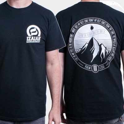 izaiah - Mountain | T-Shirt
