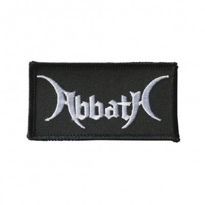 Abbath - Logo | Embroidered Patch