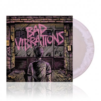 A Day To Remember - Bad Vibrations | Coke Bottle Green w/Baby Vinyl
