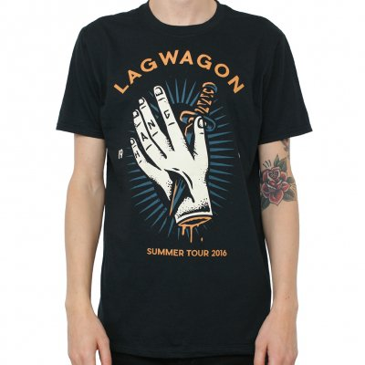 lagwagon - Summer Tour 2016 | T-Shirt