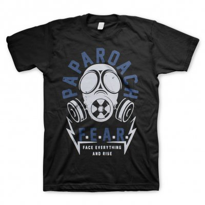 shop - F.E.A.R. Gasmask June 15 | T-Shirt