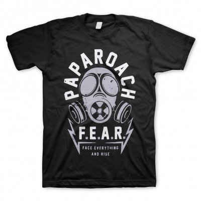 shop - F.E.A.R. Gasmask Black June 15 | T-Shirt
