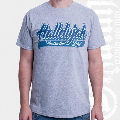 izaiah - Hallelujah Gray | T-Shirt